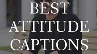 Gambar cover Top 10 attitude captions for your Facebook photos