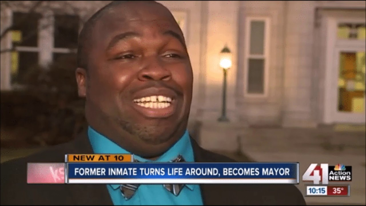 From Prisoner To Politician; Convicted Felon Becomes Mayor Of Kansas Town