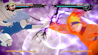 Naruto Vs Sasuke Final Battle Naruto The Broken Bond
