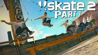 The Best Skateboarding Game Ever   SKATE 2: PART 1