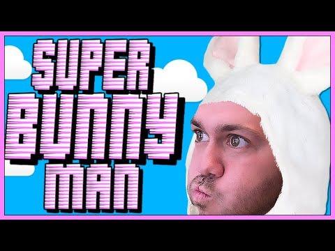 GÅR IKKE NED ALENE - Norsk Super Bunny Man Let's Play