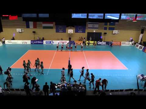 VOLLEY-BALL FRANCE HONGRIE