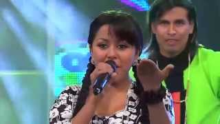 Stefany Aguilar - Prefiero la muerte - Presentacion en el programa