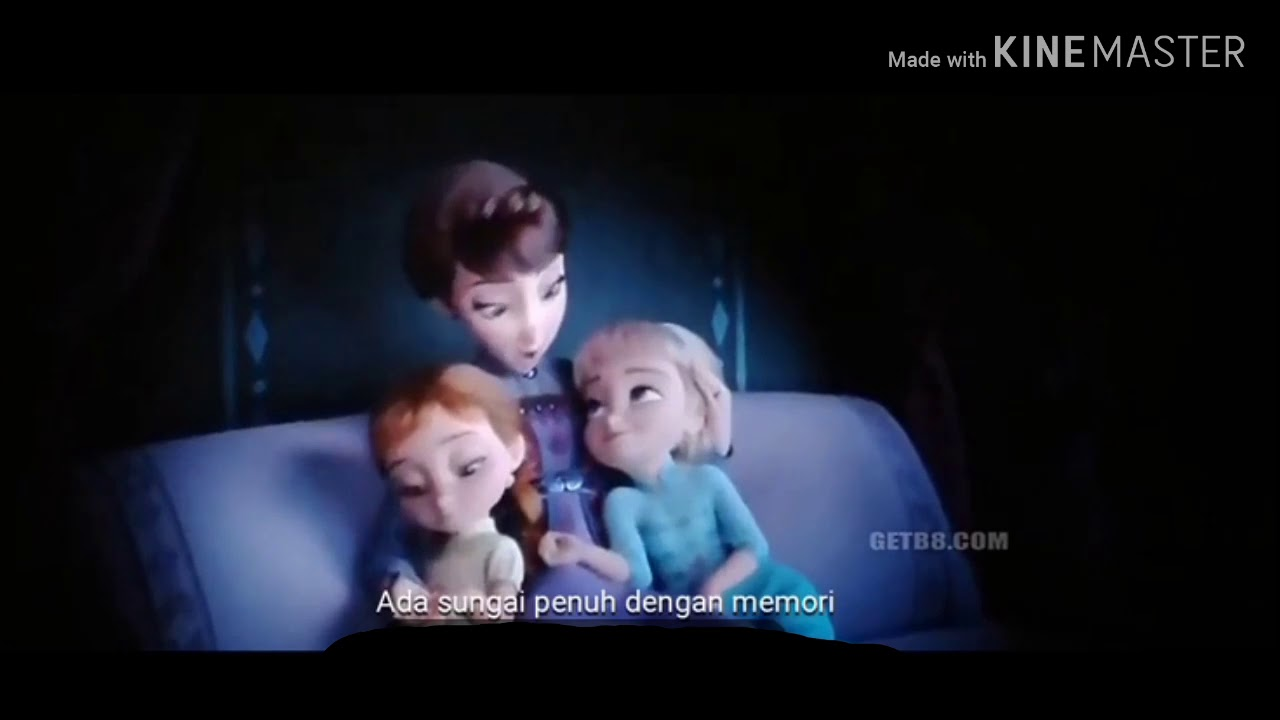 frozen 2  'all is found' subtitle indonesia  official