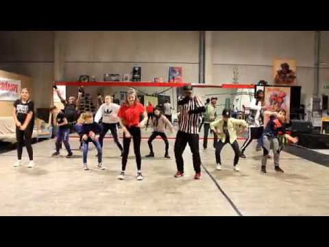 Top Rock Classes - Ayoute Younes   Funky Feet Academy