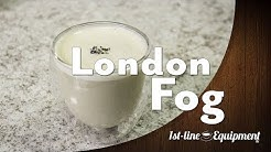 How to Make a London Fog - Tea-Based Latte