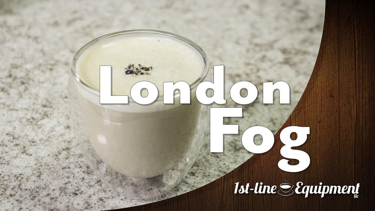 London Fog Latte w/ Lavender || 1st-line Equipment
