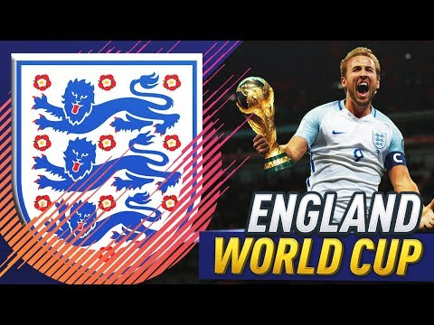 CAN ENGLAND WIN THE 2018 WORLD CUP!?! FIFA 18 CAREER MODE #1