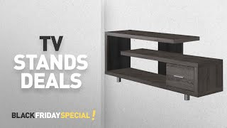 Black Friday Tv Stands By Monarch Specialties // Amazon Black Friday Countdown