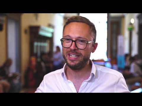 Patrick Frank on managing innovation at DentsplySirona