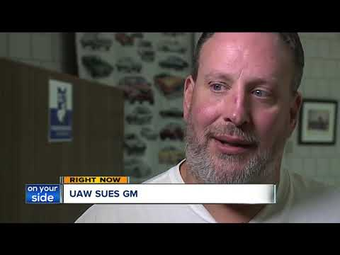UAW suing GM over using temp workers instead of laid-off Lordstown workers at Fort Wayne plant