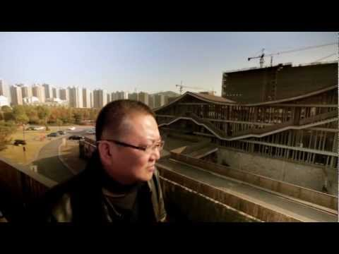 Bentley Mulsanne Visionaries - The Future of Our Cities with Wang Shu