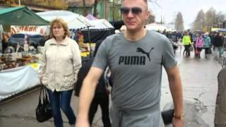 Ярмарка 2015 в п  Плесецк