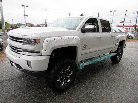 chevy black widow new 2018 chevy silverado lifted truck youtube. Black Bedroom Furniture Sets. Home Design Ideas