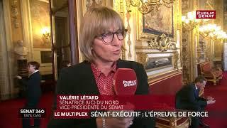 Affaire Benalla : Valérie Létard précise la composition du rapport