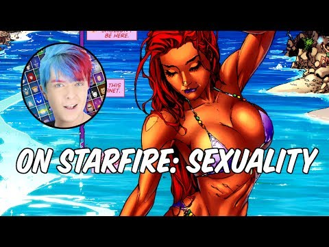 On Starfire: Sexuality