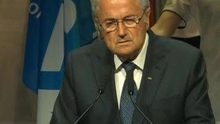 Выборы президента ФИФА: насколько велики шансы Блаттера на переизбрание