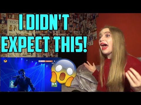 REACTING TO DIMASH FOR THE FIRST TIME! - HELLO (SINGER 2018)