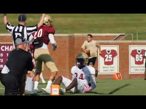 Scrimmage 1 Highlights | Elon Football