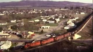 Michigan and Ohio Railroads in the late 1970
