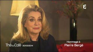 Hommage : Pierre Bergé vu par Catherine Deneuve - Thé ou Café - 17/09/2017