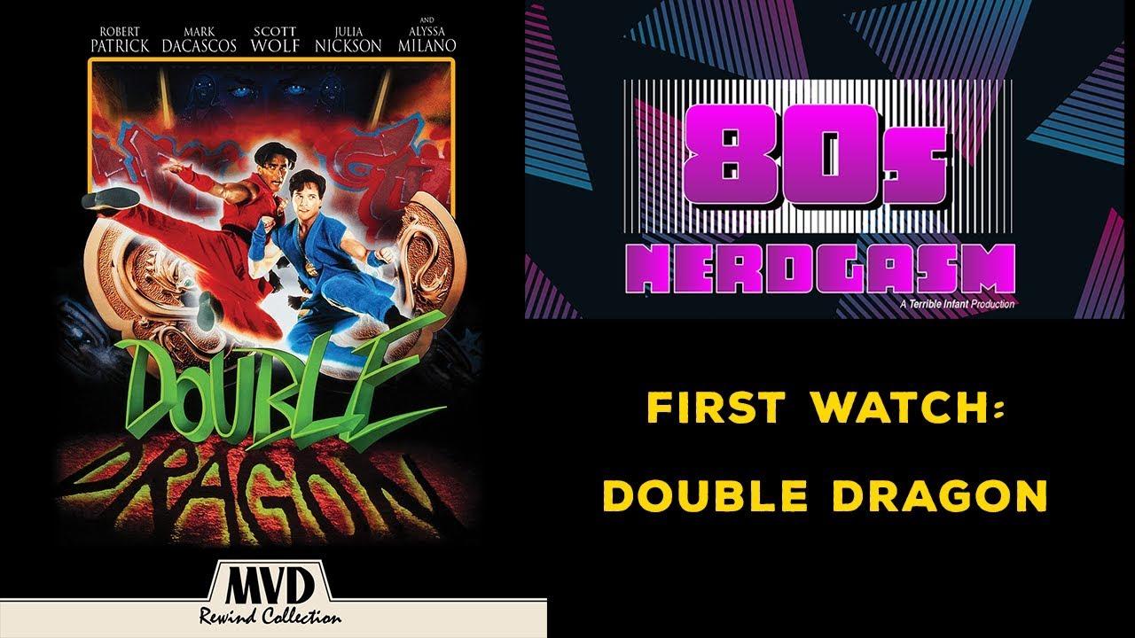 Download First Watch: Double Dragon Reaction/Review ('90s Bonkers Children's Dystopian Marital Arts)