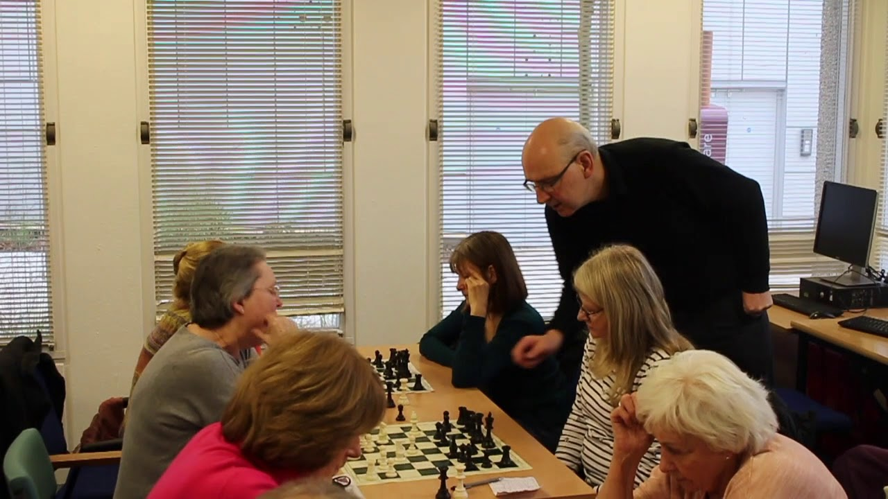Older people | Chess in Schools and Communities