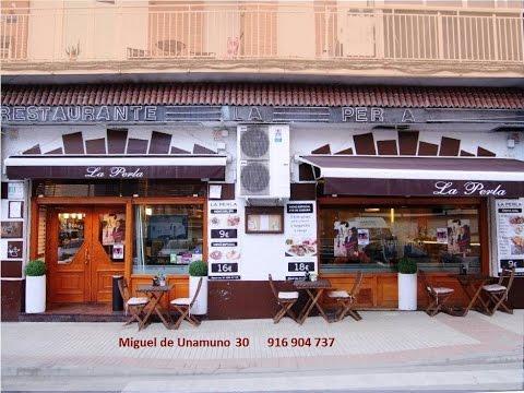 Restaurante la Perla - LoMejordeFuenlabrada