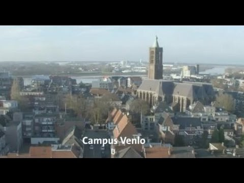 Campus Venlo - campus tour
