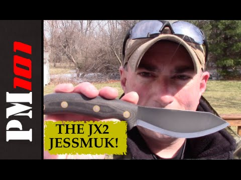 Introducing the JX2 Jessmuk! (Coming Summer 2015)    - Preparedmind101