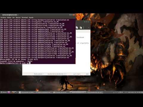 Como Instalar Facebook Chat En Ubuntu 1304