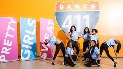 PRETTY GIRLS SWEAT /// 4 Minute Dance Workout