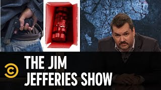 How Republicans Deflect Blame After a Tragedy - The Jim Jefferies Show
