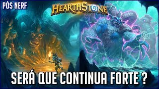 HEARTHSTONE - Quest Rogue PÓS-NERF - Ranked Standard [PT-BR] O Bosque das Bruxas #96