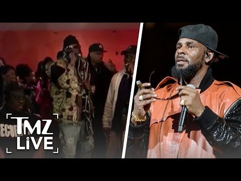 R. Kelly Makes A Fortune For A One Hour Gig | TMZ Live