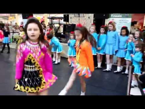 St Patricks Day 2018 - Walshe Academy of Irish Dancing
