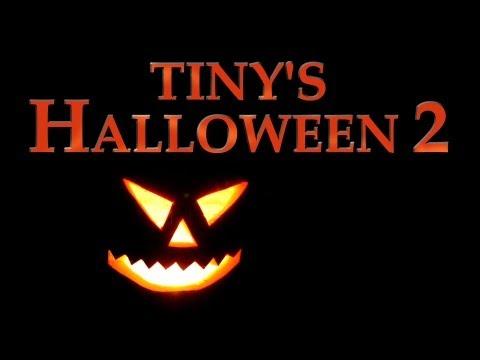 Scared Stiff  Tiny's Halloween 2