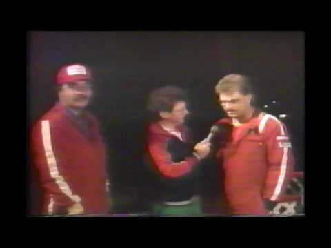 Dixie Speedway 5/9/1992 Bomber Race 1&2 Winner Interviews!