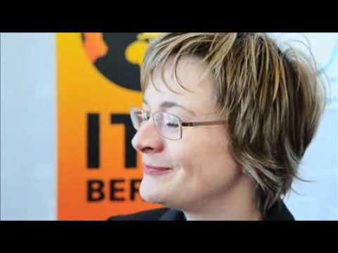 Astrid Ehring, Press Officer, Messe Berlin.
