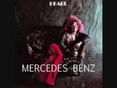 Janis joplin mercedes benz full version youtube for Janis joplin mercedes benz