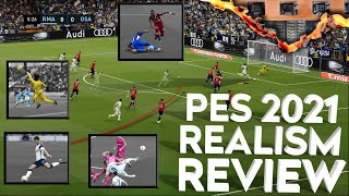 My PC died for this: PES 2021 Realism Review - This Generation's Best Football Simulator?