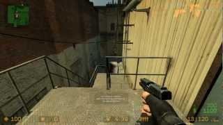Counter Strike Source Gameplay on Ubuntu 12.10 (Native)