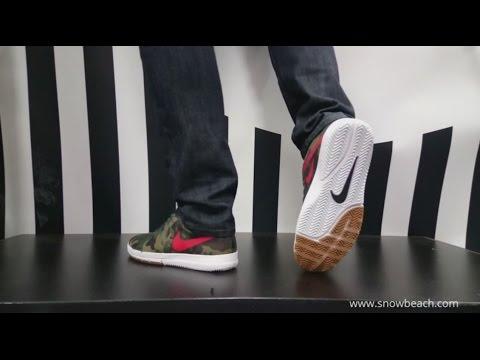 Nike Sb Free Red