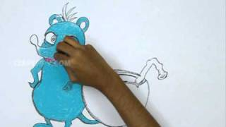 How to Draw Morton - Horton Hears