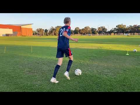 This Player Is Going Far! SA State Team Footballer - Adelaide Private Soccer Coaching