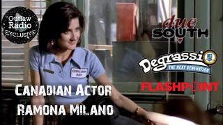 ramona Milano интервью