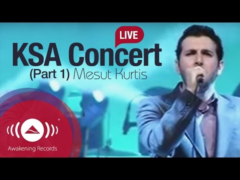 Mesut Kurtis Live at Jeddah, KSA Part 1   مسعود كرتس - حفلة جدة السعودية ج.1