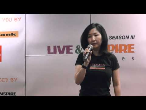 Starbucks Live & Inspire Series features Dato' Ruby Khong of Kechara Soup Kitchen