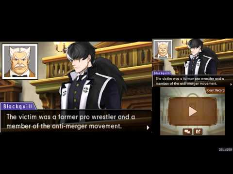 Phoenix Wright: Dual Destinies #06 - The Monstrous Turnabout ~ Trial, Day 1 (1/2)