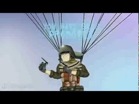 Battlefield Friends - Promoted II